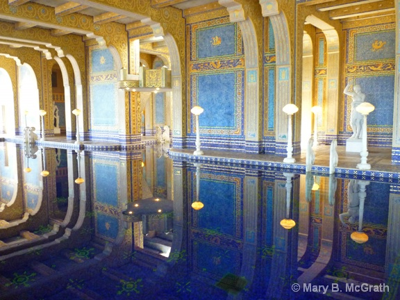 Hearst Castle - ID: 13894492 © Mary B McGrath